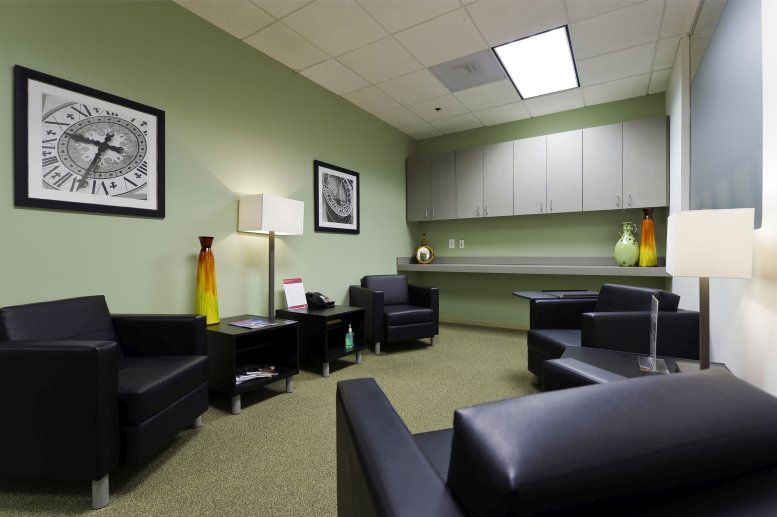 This is a photo of the office space available to rent on Northpark 600 Tower, Northpark Town Center, 1200 Abernathy Rd NE, Sandy Springs