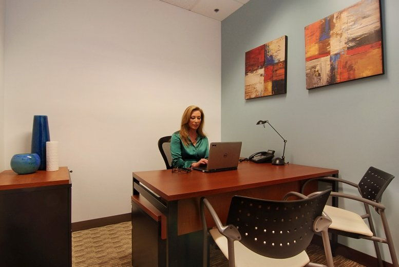 Picture of One NorthWinds Center, 2475 Northwinds Pkwy, Alpharetta Office Space available in Atlanta