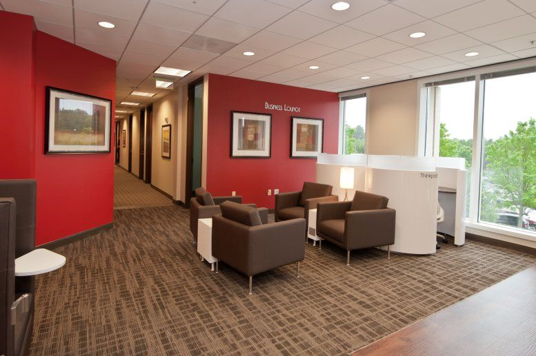 This is a photo of the office space available to rent on One NorthWinds Center, 2475 Northwinds Pkwy, Alpharetta
