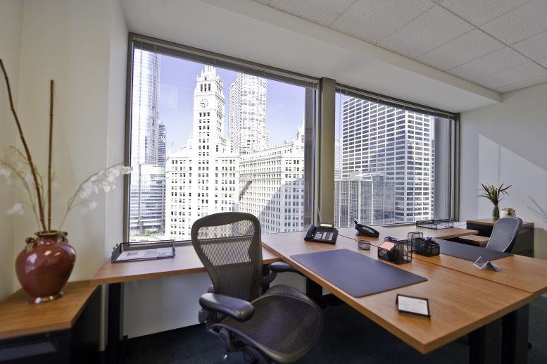 401 North Michigan, Magnificent Mile Office for Rent in Chicago
