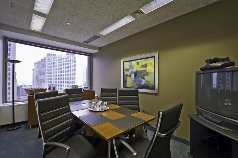 Office for Rent on 401 North Michigan, Magnificent Mile Chicago
