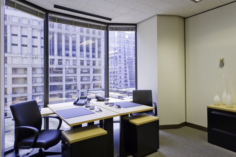 Three First National Plaza, 70 W Madison St, 14th Fl, Downtown Office for Rent in Chicago