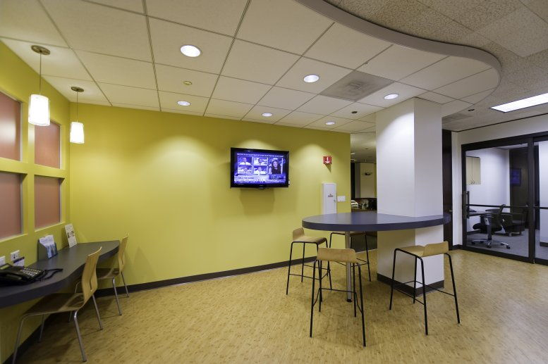 This is a photo of the office space available to rent on Three First National Plaza, 70 W Madison St, 14th Fl, Downtown
