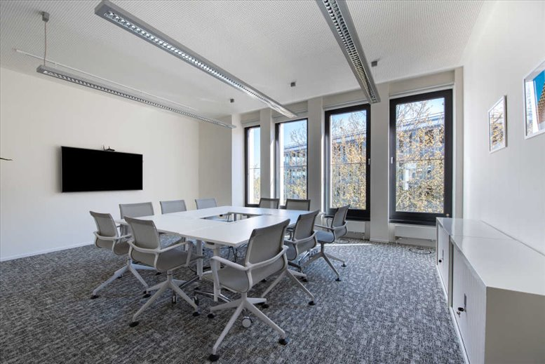 Three Bethesda Metro Center available for companies in Bethesda