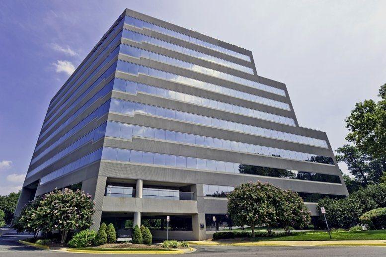 2010 Corporate Ridge, Suite 700, Executive Plaza Center Office Space - McLean