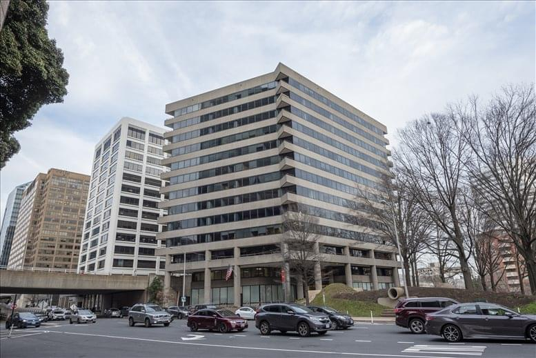 Park Place, 1655 North Fort Myer Drive Office Space - Arlington