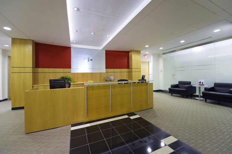 Photo of Office Space on 11921 Freedom Drive, Two Fountain Square, Suite 550, Fountain Square Center Reston