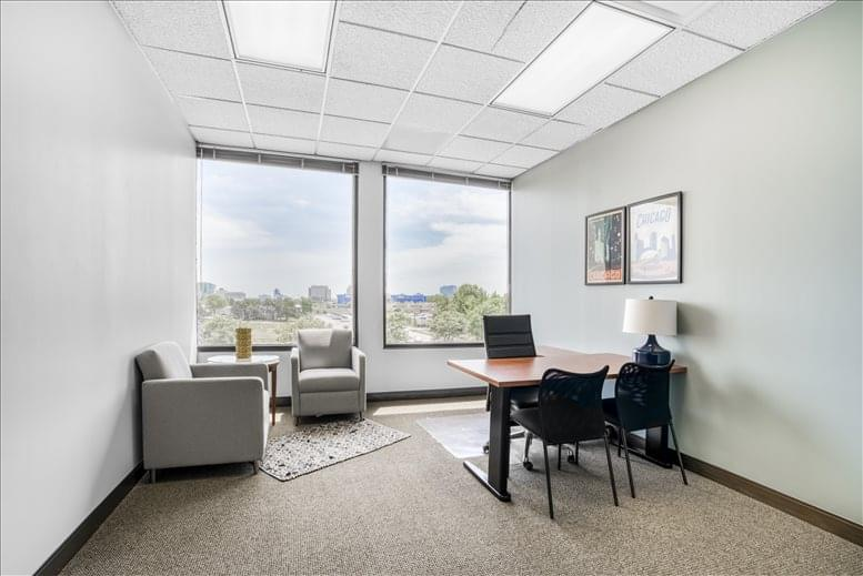 Photo of Office Space on 1821 Walden Office Square Schaumburg