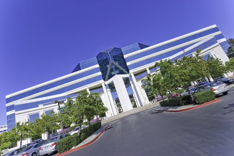 303 Twin Dolphin Drive, Redwood Shores, Suite 600 Office Space - Redwood City