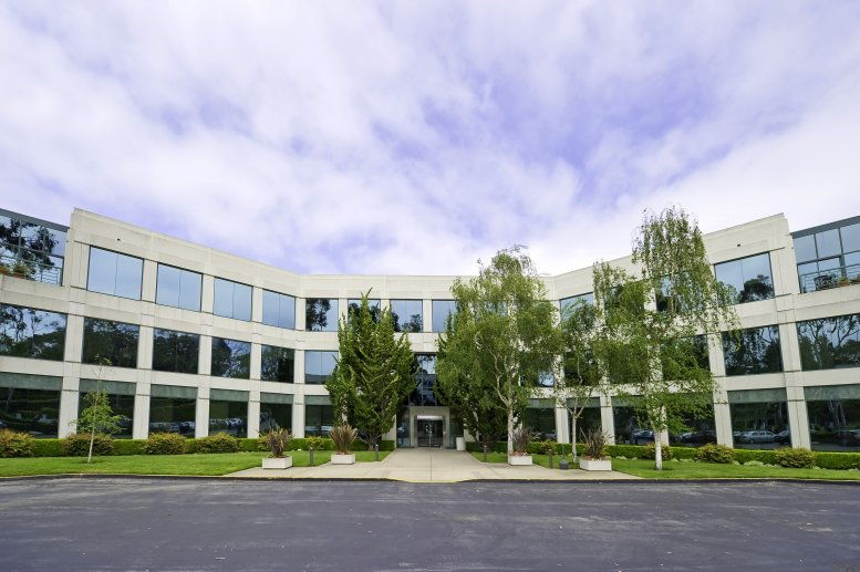 1001 Bayhill Drive, Suite 200 Office Space - San Bruno