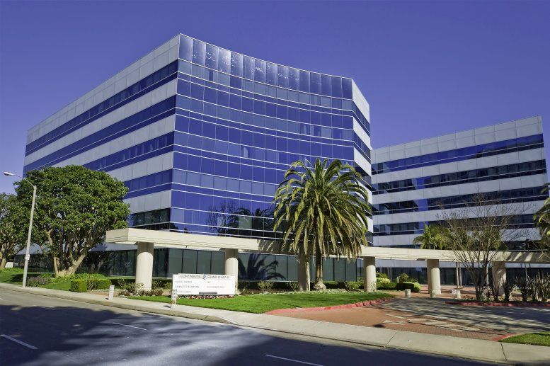 400 Continental Blvd available for companies in El Segundo